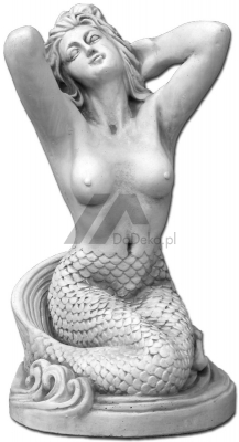 Mermaid - decorative figure